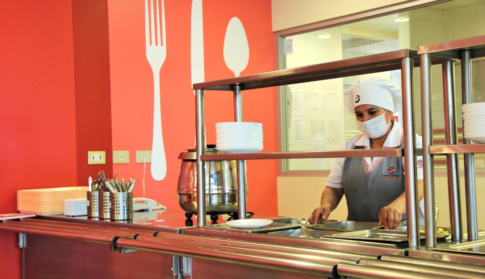 nosotros - WFS Food Services